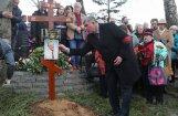 Евтушенко похоронили рядом с могилой Пастернака