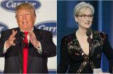 Donalds Tramps nosauc Merilu Strīpu par pārvērtētu aktrisi