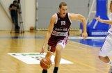 Latvijas vīriešu basketbola izlase ar zaudējumu Bosnijai un Hercegovinai sāk EČ kvalifikācijas turnīru