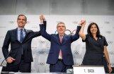 МОК назвал столицы летних Олимпийских игр 2024 и 2028 годов