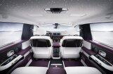 'Rolls-Royce' prezentējis jauno 'Phantom' limuzīnu