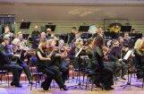 Liepājas Simfoniskais orķestris britu diriģenta vadībā ieraksta albumu