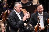 Mariss Jansons apbalvots ar prestižo Lielbritānijas Karaliskās filharmonijas biedrības zelta medaļu