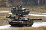В страны Балтии доставляют американскую военную технику