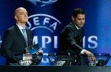 Определены четвертьфинальные пары Лиги чемпионов и Лиги Европы