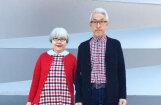 Mīlestība un mode: par sensāciju kļūst stilīgs sirmgalvju pāris