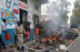 Боевики захватили отель в Сомали, где собрались министры
