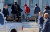 Lībijas krasta apsardze aiztur 493 migrantus pēc jūras kaujas