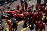 Alonso Barselonā sāk ar ātrāko apļa laiku