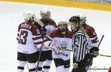Разгромное поражение поставило крест на повышении в классе хоккеисток Латвии