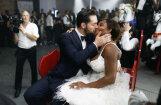 Foto: Ieskats Serēnas Viljamsas greznajās kāzās