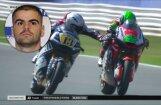 Sāncensim bremzes nospiedušais motosportists paziņo par karjeras beigām