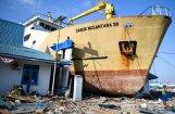 Indonēzijas karavīriem dots rīkojums šaut uz laupītājiem