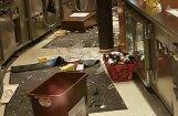 ФОТО: Что пришлось пережить пассажирам парома во время шторма в Балтийском море