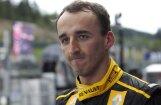 Kubica aizvadījis testus ar rallija automašīnu