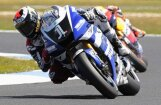 Lorenso izcīna trešo uzvaru pēc kārtas 'MotoGP' posmos