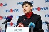 Савченко предлагает обменяться пленными по схеме