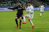 Panākums Azerbaidžānā ļauj 'Chelsea' iekļūt UEFA Čempionu līgas izslēgšanas turnīrā