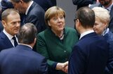 Саммит ЕС завершился без совместного заявления и