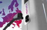 Latvijā 'Circle K' būs daļa no Eiropas lieljaudas elektrouzlādes tīkla