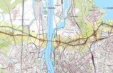 1,5 miljardi eiro un jauns tilts: Ziemeļu koridors pēc 12 gadiem arvien uz papīra