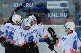 Spēlētāji nolēmuši apmaksāt 'Severstaļ' trenerim piespiesto KHL sodu