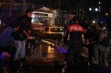 Teroraktā Turcijas galvaspilsētā nogalināto skaits pieaug līdz 34 cilvēkiem