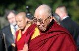 Dalailama: pasaules līderiem piemīt 20. gadsimta sākuma domāšana