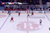 Video: Meija izpelnās vietu KHL spēka paņēmienu oktobra TOP 10