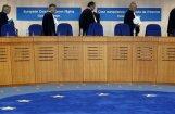 ECT noraida sūdzību par grāmatā 'Tiesāšanās kā ķēķis' minēta AT senatora iespējamu neobjektivitāti