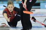 Канадские керлингистки стали олимпийскими чемпионками