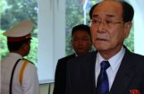 Uz Dienvidkoreju dosies ceremoniālais Ziemeļkorejas valsts vadītājs
