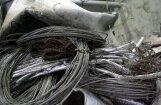 В Риге будут открыты семь новых пунктов приема металлолома