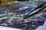 В трагической аварии под Сигулдой погиб водитель, второй госпитализирован
