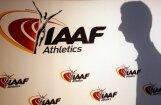 IAAF joprojām neatceļ Krievijas Vieglatlētikas federācijas diskvalifikāciju