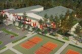 Юрмальский теннисный центр