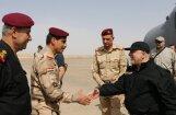 Премьер Ирака объявил об освобождении Мосула