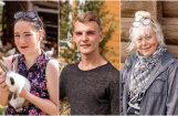 Iepazīsties ar šova 'Lauku sēta' jaunās sezonas desmit dalībniekiem
