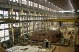 Рижский судоремонтный завод подписал договор на $400 млн.