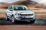 Volkswagen  показал внедорожную версию Passat