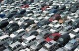 В Литве обнаружена женщина, которой принадлежат 554 автомобиля