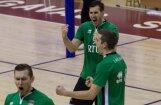 'RTU/Robežsardze' uzvar pirmajā Latvijas volejbola čempionāta finālspēlē