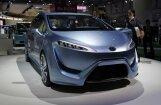 Токио -2011: Toyota делает ставку на водородные автомобили