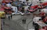 Aizturēts par Sanktpēterburgas metro spridzinātāja savervēšanu aizdomās turētais