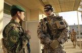 Сейм решил оставить солдат Латвии в Афганистане еще на год