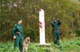 На латвийско-российской границе планируют возвести забор длиной в 90 км