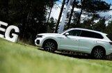 Foto: Latvijā prezentēts jaunais 'VW Touareg' apvidnieks