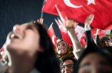 Politiķi Vācijā aicina pārtraukt sarunas par Turcijas iestāšanos ES