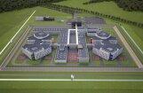 Строительство Лиепайской тюрьмы может затянуться до 2023 года