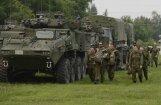 'Delfi' no NATO: Latvijā drīz izvietos Kanādas, Slovēnijas, Albānijas, Itālijas un Polijas karavīrus
